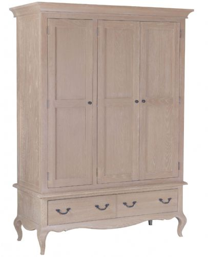 French Château 3 Door Robe